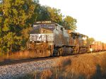 NS 9416 C40-9w Jackson Michigan